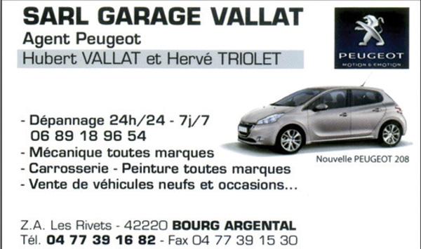 Peugeot bourg